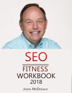 SEO Fitness Workbook 2018