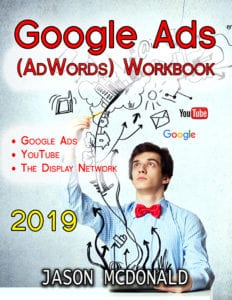 Google Ads (AdWords) Workbook